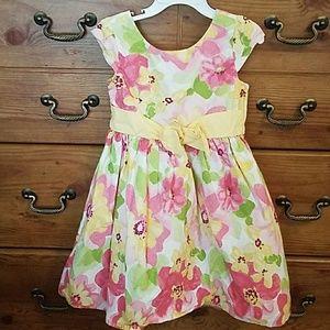 Girls Gymboree Dress Size 4